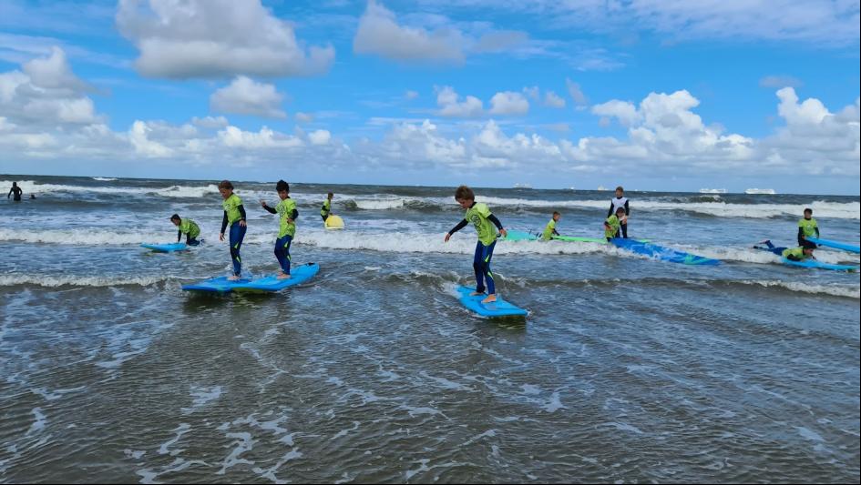 Surfen Scheveningen