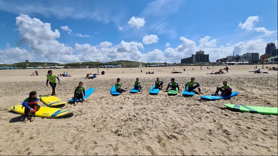 Surflessen Scheveningen